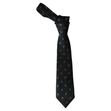 Chanel Cravatta in seta