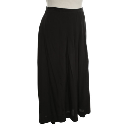 Comptoir des Cotonniers skirt in black