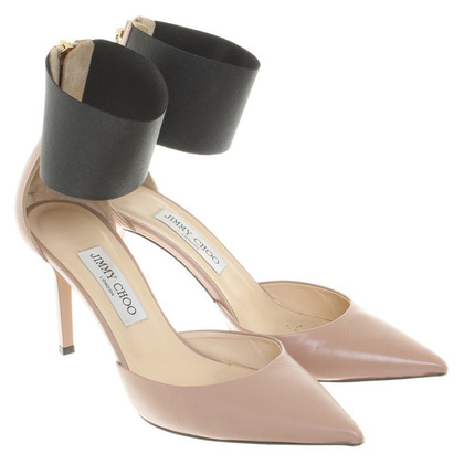 Jimmy Choo pumps in Nude
