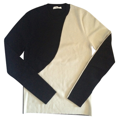 Céline Two-coloured sweater