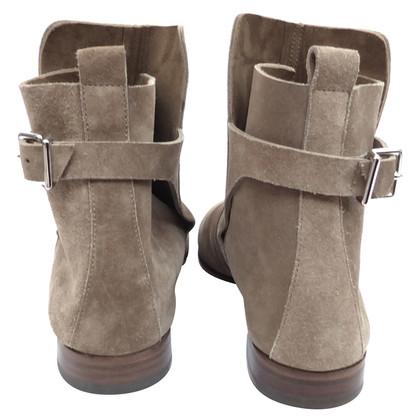 Hermès Boots van Verloursleder