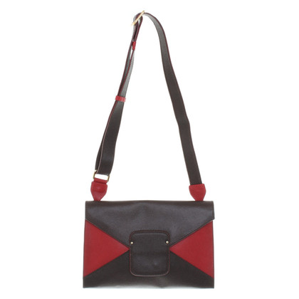 Stuart Weitzman Handbag in red / brown