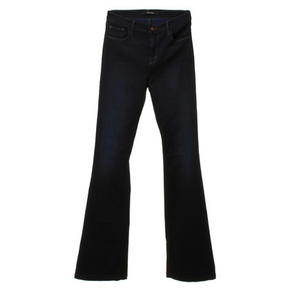 J Brand Bootcut jeans in dark blue
