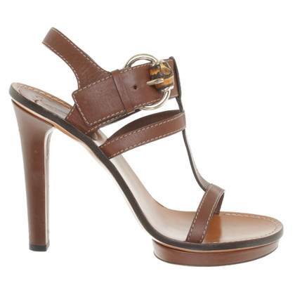 Gucci Sandals in brown