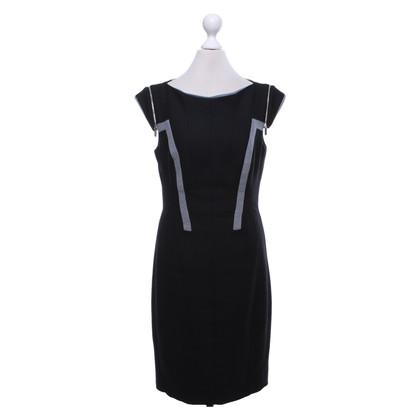 Karen Millen Dress in Black / grey