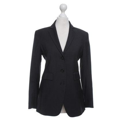 Theory Blazer in Dark Grey