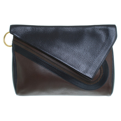 Delvaux Envelope Clutch