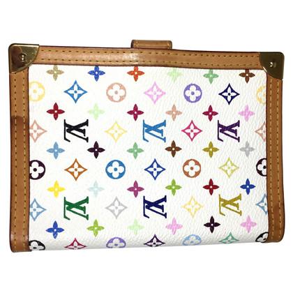 """Louis Vuitton """"Agenda Fonctionnel Multicolore Canvas"""""""