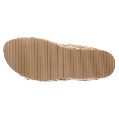 Stuart Weitzman Gold colored sandals