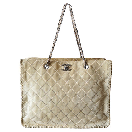 Chanel Chanel Sand Tote Bag