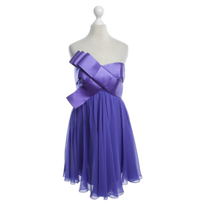 Marchesa Cocktail dress in violet