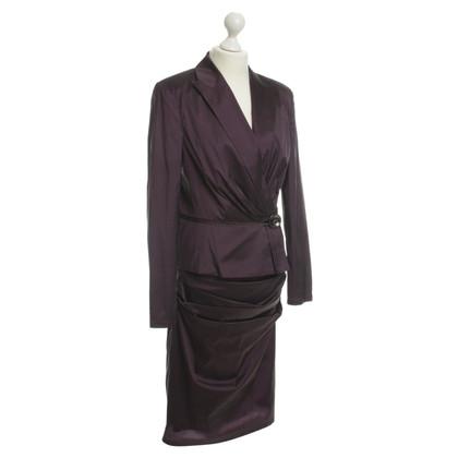 Talbot Runhof Costume purple