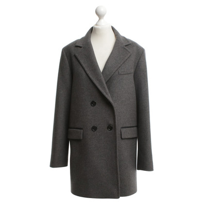 Isabel Marant for H&M Coat in dark gray