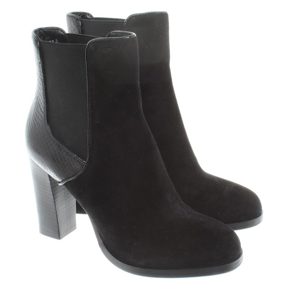 JOOP! Ankle boots in black