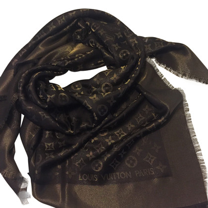 Louis Vuitton Monogram Shine Cloth in Brown