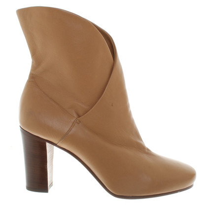 Céline Boots in light brown
