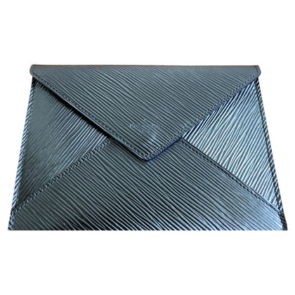 Louis Vuitton clutch gemaakt van epileather