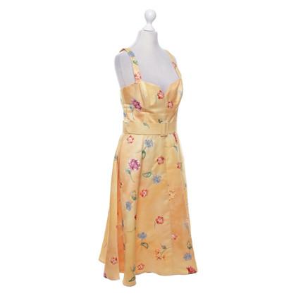 Ella Singh Dress with floral pattern