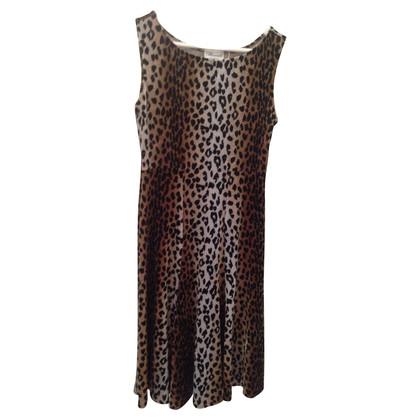 Blumarine Abito stampa leopardo