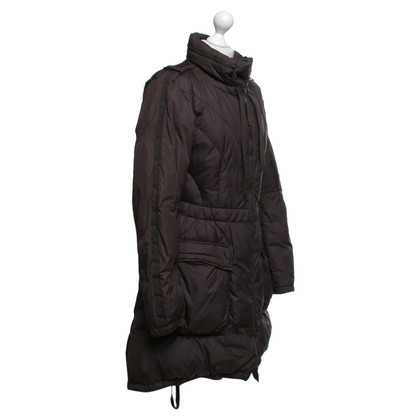 Marithé et Francois Girbaud Coat in dark brown