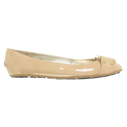 Jimmy Choo Ballerinas in beige