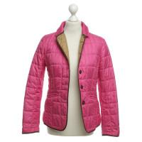 Mabrun Giacca trapuntata in rosa
