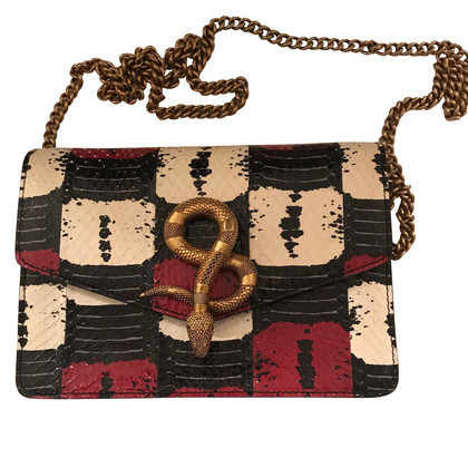 Gucci Shoulder bag made of python leather