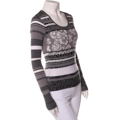 Kenzo pull en tricot