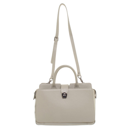 Aigner Leather handbag in beige