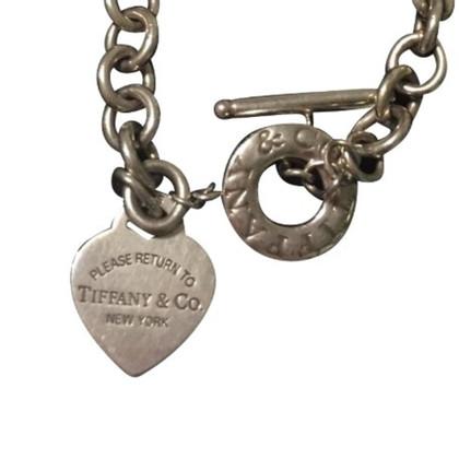 Tiffany & Co. Si prega di restituire a tiffany collana