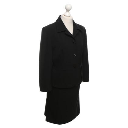 Max Mara Costume in zwart