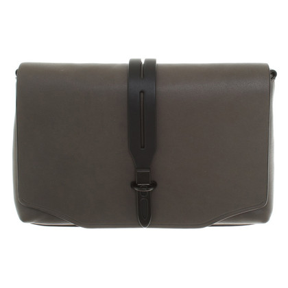 Rag & Bone clutch in grey