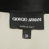 Giorgio Armani Blouse in gray