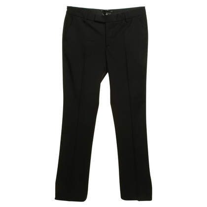 Filippa K Pantaloni in Black