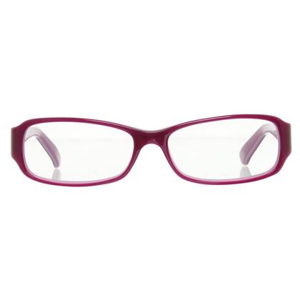 Gucci Reading glasses in purple