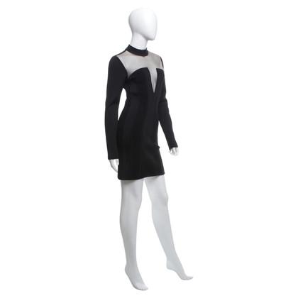 Balmain Kleid in Schwarz
