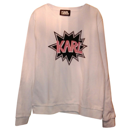 "Karl Lagerfeld ""Karl Pop"" Pullover"