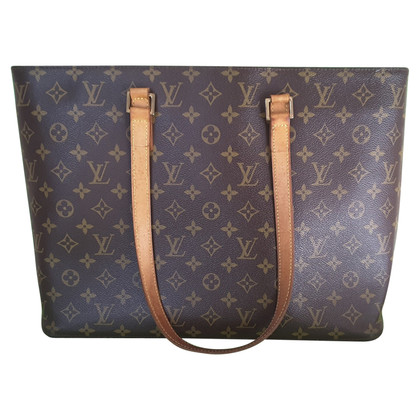 "Louis Vuitton ""Luco GM Monogram Canvas"""