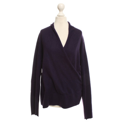 Repeat Cashmere Kaschmirpullover in Wickel-Optik