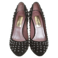 Other Designer Luxury rebel - pumps with studs trim