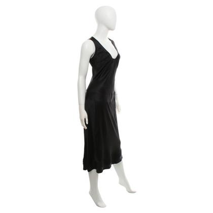 Ralph Lauren Maxi-Kleid aus Satin