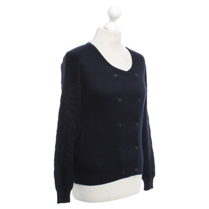 Patrizia Pepe Cardigan in dark blue