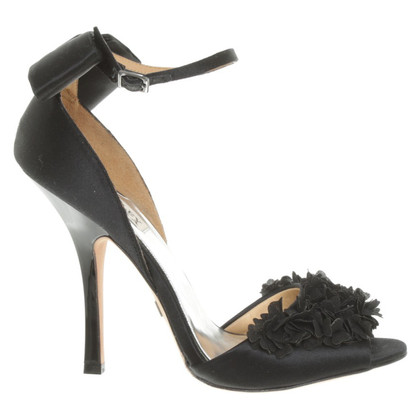 Badgley Mischka Sandals in black