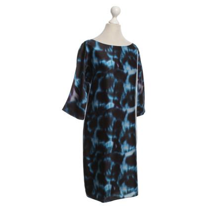 Erdem Robe en soie Jacquard