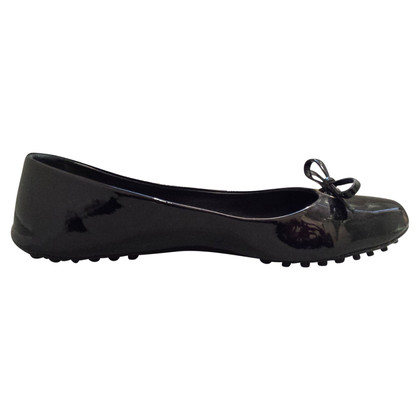Car Shoe Lackleder-Ballerinas