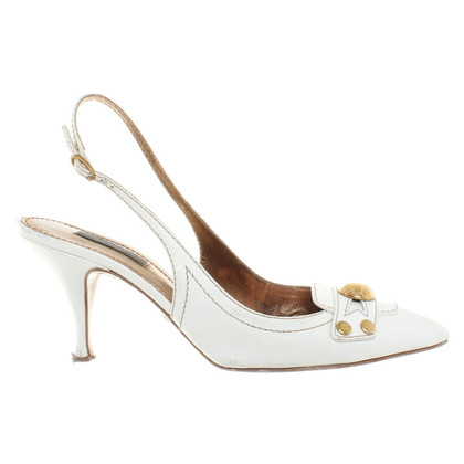 Dolce & Gabbana Shoes in White