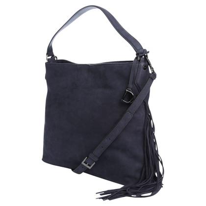 Diane von Furstenberg Hobo Bag mit Fransen