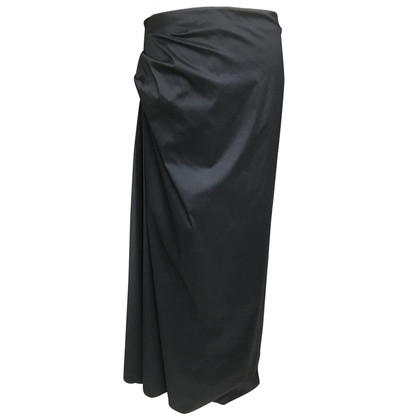 Talbot Runhof Maxi skirt with silk