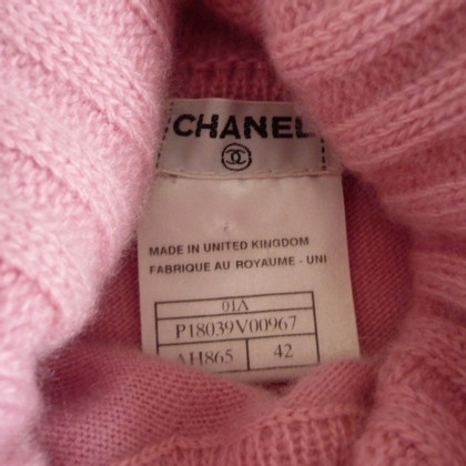 Chanel Cashmere Gilet