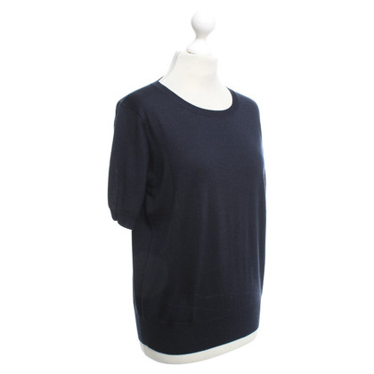 Closed Classic top in navy blue